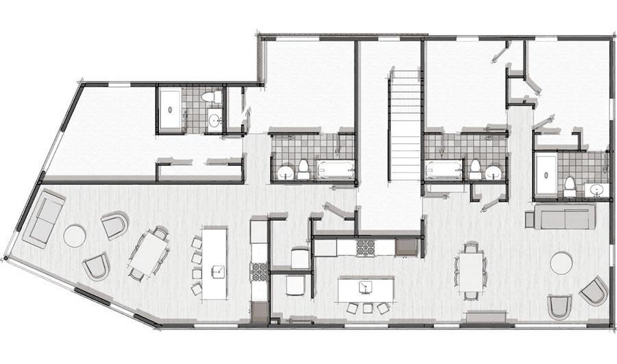 19 Ocean Avenue Floor Plan